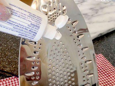 Si ta bëni hekurin xixë me këtë përbërës