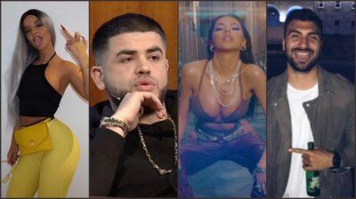 """Harrojeni """"sherrin"""" me Rinën/ Tayna tani i bën DISS të gjithë reperëve shqiptarë  (VIDEO)"""