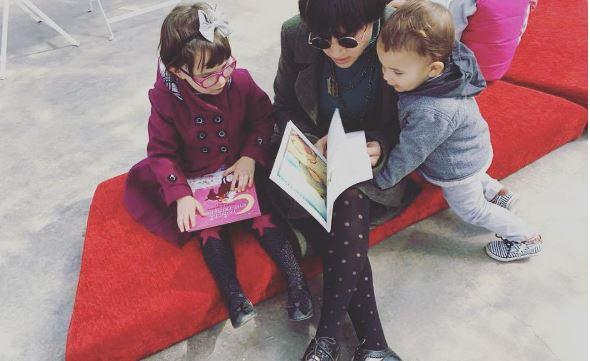 Çudit vajza e këngëtares shqiptare/ I kalon pushimet si rrallë fëmijët bëjnë (FOTO)