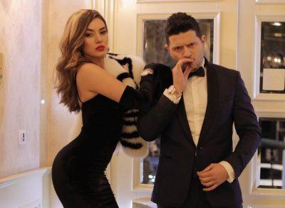 """""""Unë të qaj për ty""""?  Elvana dhe Ermali do të zihen keq në filmin e ri ja prapaskenat  (VIDEO)"""
