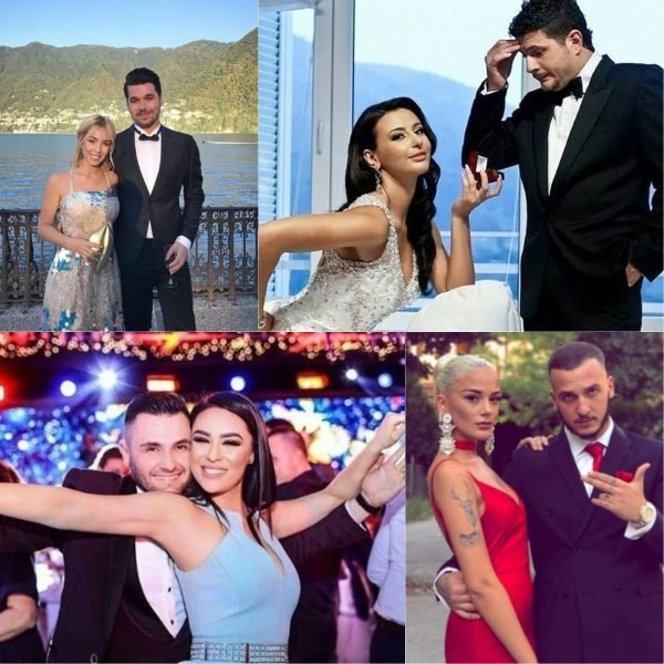 TË DASHURUAR KOKË E KËMBË/ Ja cilat janë çiftet shqiptarë që i ka bashkuar videoklipi dhe… (VIDEO)