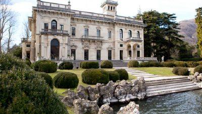 """""""Villa Erba""""/ Historia e ndërtesës përrallore ku u kurorëzuan Sara dhe Ledioni (FOTO)"""
