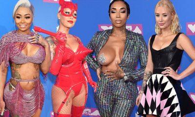 """VESHJET ME """"BLOZË"""" NË MTV VMA 2018/ FOTO: Ja kush kryeson listën"""