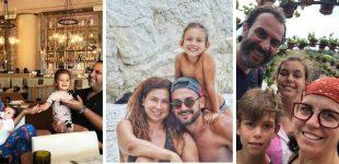 Portretet familjare të VIP-ave shqiptarë/  Këtë verë i kanë dhënë lezet Instagramit: diell, buzëqeshje dhe shumë dashuri (FOTO)
