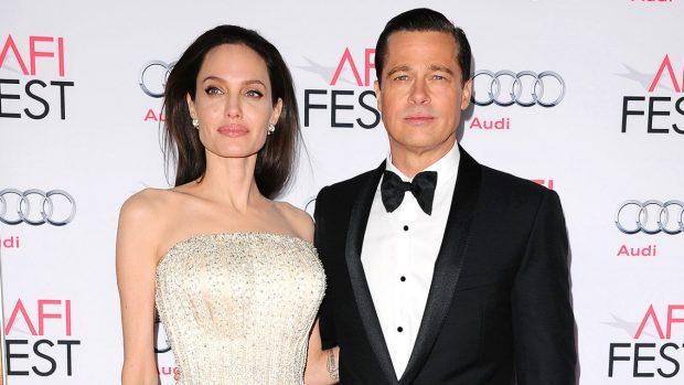 """I NXJERR """"TË PALARAT""""/ Anxhelina Jolie duket sikur do të marrë hak ndaj Brad Pitt"""