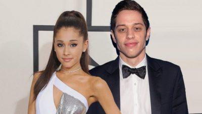 NË QIELLIN E SHTATË/ Ariana Grande dhe Pete Davidson janë martuar në fshehtësi?!
