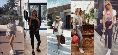 TRENDI I 2018/ Këto janë 8 markat e çantave që Lori Hoxha adhuron: Nga Gucci deri tek… (FOTO)
