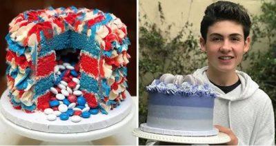 Tortat që krijon ky 14-vjeçar janë më fantastiket që keni parë ndonjëherë
