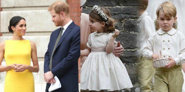 Fëmijët e Harry-t do të kenë një mbiemër të ndryshëm nga ai i fëmijëve të William-it. Arsyeja…