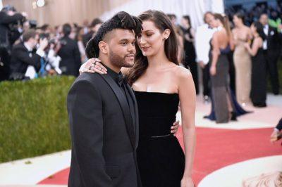"""Modelja e njohur dhe """"The Weeknd"""" konfirmojnë historinë e dashurisë në mënyrën më të ëmbël të mundshme (FOTO)"""