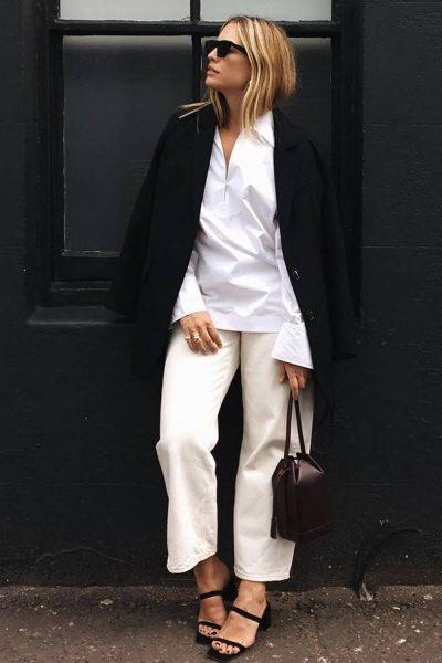 DO JU THJESHTOJNË PËRGATITJET E MËNGJESIT/  Njihuni me pesë kombinime veshjesh për në punë (FOTO)