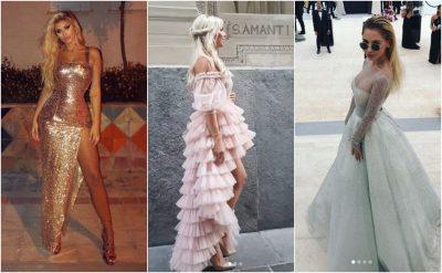 XIXA EDHE TYL/ Vipe-t shqiptare dhe fustanet COCKTAIL që janë Must Have: Nga Luana tek…(FOTO)
