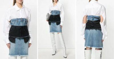 """Trendi i fundit i modës mban emrin """"vishi të gjitha"""" (FOTO)"""