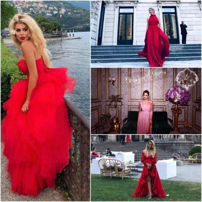 """""""DASMA E VITIT""""/ Njihuni me fustanet e veçanta që zgjodhën VIP-et shqiptare. Nga Luana tek Alketa (FOTO)"""