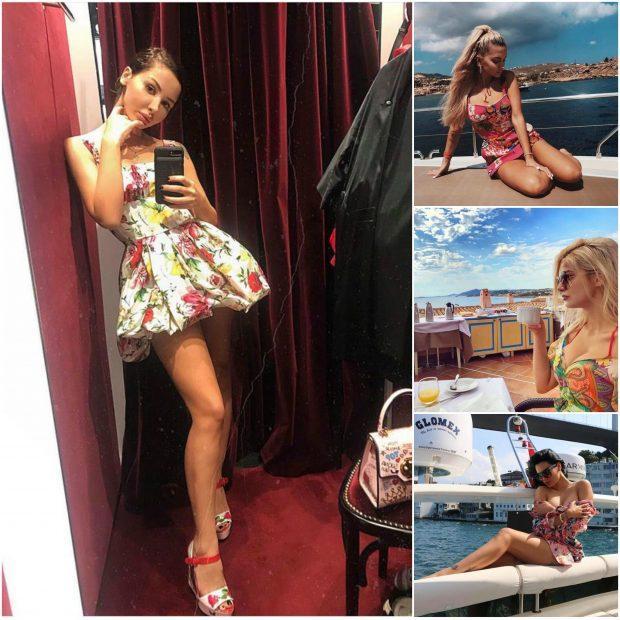 """LULE DHE NGJYRA/ Detajet në fustanet e VIP-eve që na bënë """"të dashurohemi"""". Nga Aurela Hoxha tek… (FOTO)"""