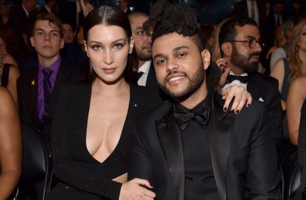 "Bella Hadid kapet ""mat"" me The Weeknd/ Fotografohen çastet ""intime"" në publik"