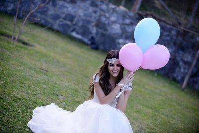 I mori burrin tjetrës, aktorja juaj e preferuar bëhet gati për dasmë