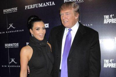Kim Kardashian: Herën e fundit që fola me Donald Trump isha e zhveshur (FOTO)