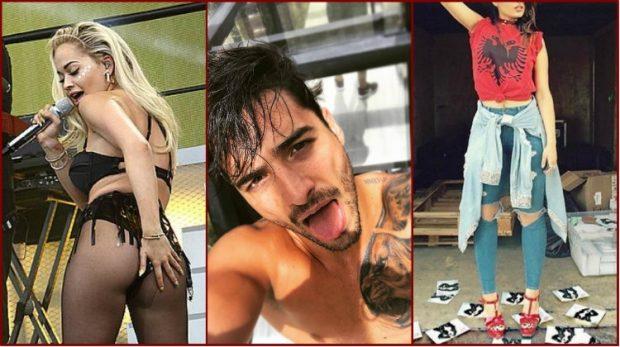 Poston VIDEO-n ku puthen para 35 milion personave/ Maluma takohet me këtë këngëtare shqiptare