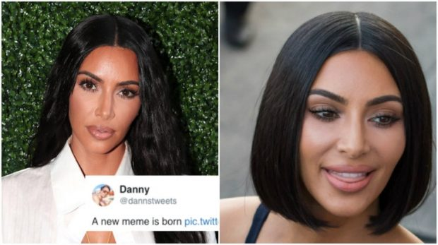 """DO TË """"SHKRIHENI"""" ME KËTO MEME/ Fotoja e fundit e Kim Kardashian po bën xhiron e rrjetit"""