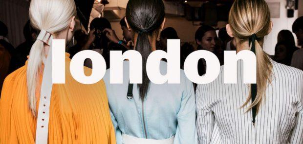 """""""PRANVERË-VERË"""" 2019/ Risitë e javës së modës në Londër"""