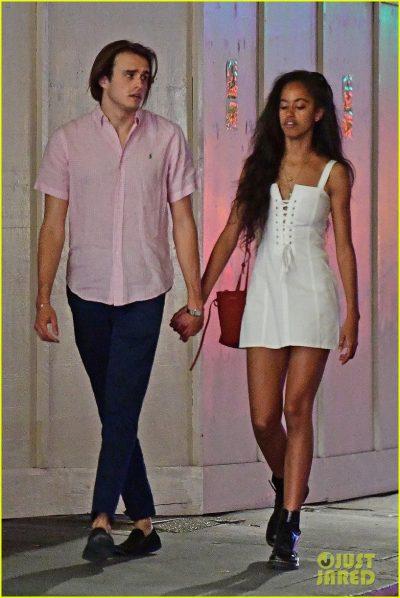 """Vajza e Obamës kapet """"MAT"""" me të dashurin. Çifti po bënin… (FOTO)"""