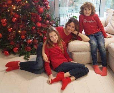 PAVARËSISHT SEZONIT TË DASMAVE/ Marçela Lati gjen kohë për disa ditë pushime me fëmijët (FOTO)