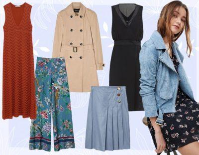 Njihuni me 10 veshjet që duhet të keni në vjeshtë (FOTO)