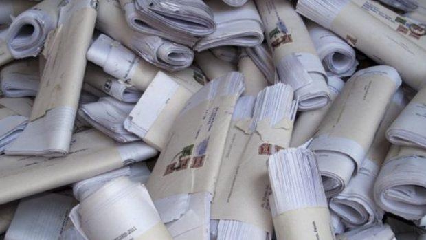 KAPET POSTIERI DEMBEL/ U zbulua se për një dekadë nuk dorëzoi mbi 6000 letra