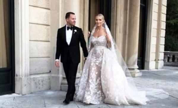 DASMA E VITIT/ Çdo gjë u komentua por ky detaj ju shpëtoi në dasmën e Sarës dhe Ledionit (FOTO)