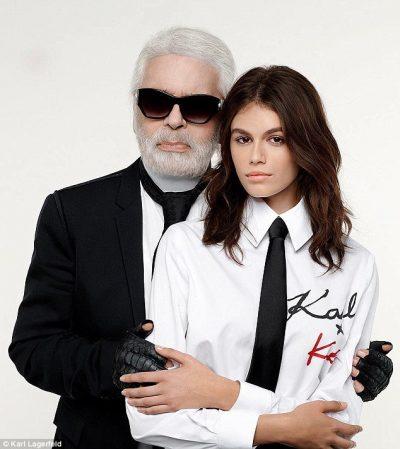 I MAHNITSHËM DHE FRYMËZUES/ Modelja nxjerr në treg linjën e saj të veshjeve (FOTO)