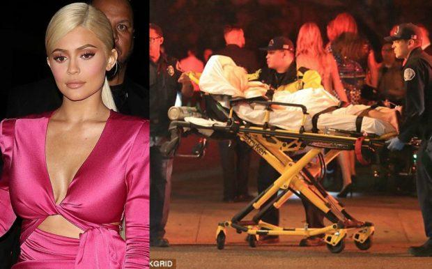 Sherr në festën e ditëlindjes së Kylie Jenner/ Shoqja e saj dërgohet me barrel në spital  (FOTO)