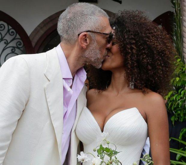 SURPRIZË/ Aktori martohet me modelen 30 vite më të re dhe… (FOTO)
