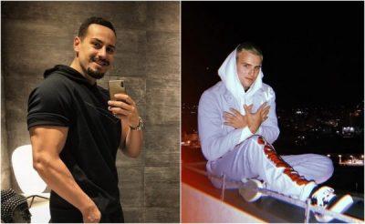 CAPITAL T DHE STANAJ BËHEN BASHKË/ Dy këngëtarët të lumtur nën ritmet e muzikës shqiptare