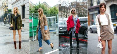 """VJESHTË 2018/ 50 ide veshjesh të cilat do t'ju emocionojnë """"kur të freskohet"""" (FOTO)"""