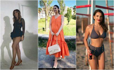 NUSET SHEMBULLORE/ Femrat e ekranit shqiptar që na prezatuan me vjehrrat në instagram: Nga Armina dhe Liria tek…(FOTO)
