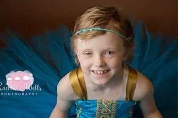 Frymëzoi botën me guximin e saj/ Vogëlushja humbet betejën 7-vjeçare me kancerin