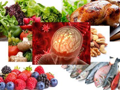 Zbuloni ushqimet që rrisin performancën e trurit