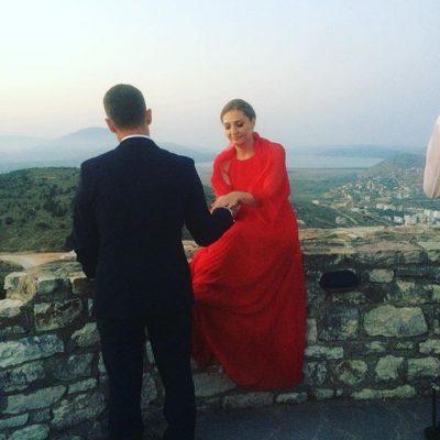 ISH MINISTRJA MARTON MOTRËN/ Fotot më të bukura nga dasma