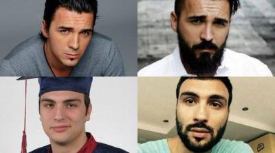 12 meshkujt VIP shqiptar që u transformuan pasi rritën mjekrën (FOTO)