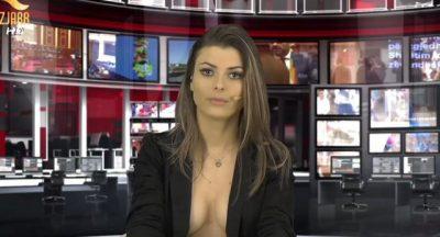 """E HOQËN NGA PUNA/ Zbulohet lidhja e spikeres së """"Zjarr TV"""" me… (FOTO)"""