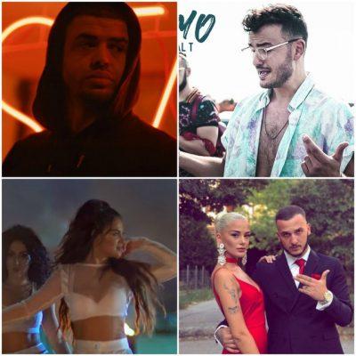 RISIA E FUNDIT E REPIT/ Këta këngëtarë shqiptarë provuan se anglishtja është jashtë mode! (VIDEO)