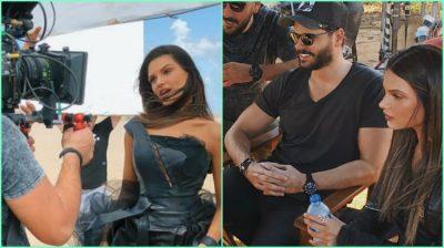 TANI EDHE SI KËNGËTARE/ Almeda vjen në bashkëpunim me yllin turk (VIDEO)