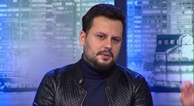 """""""ZOTI NA BEKOI ME NJË ËNGJËLL""""/ FOTO: Aktori i humorit Visjan Ukcenaj zyrtarisht baba"""