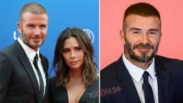 Çfarë u ka ndodhur flokëve të David Beckham?