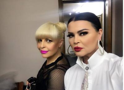 """""""SI MOTRA BINJAKE""""/ Aurela Gaçe dhe Eli Fara vishen njësoj (FOTO)"""