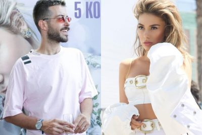 Përfunduan në gjykatë dhe nuk flisnin prej vitesh/ Niko Komani zbulon raportin me Elvana Gjatën (VIDEO)