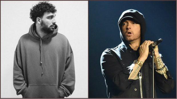 """""""KËTË NUK E PRISNIM""""/ Ledri sapo zbuloi se Eminem i ka kopjuar klipin (FOTO+VIDEO)"""