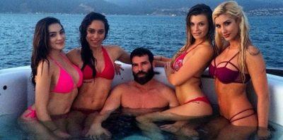 Mbreti i Instagramit Dan Bilzerian/ Një fans i këngëtarit shqiptar (VIDEO+FOTO)