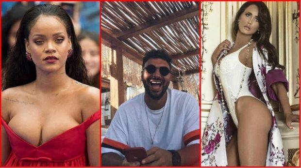 Ledri Vula dhe Rihanna do të bashkëpunojnë në një këngë? Ja çfarë i thotë Albana Osmani reperit (FOTO)
